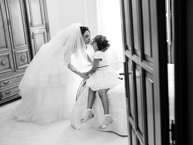 Il matrimonio di Adriano e Mariantonietta a Ceglie Messapica, Brindisi 14