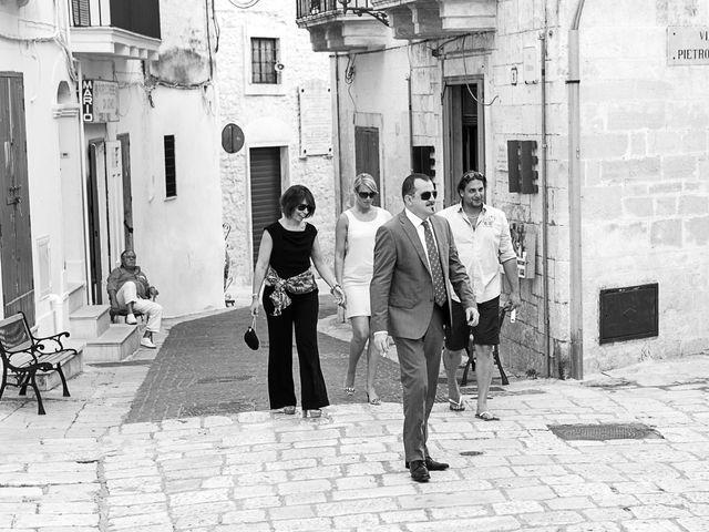 Il matrimonio di Adriano e Mariantonietta a Ceglie Messapica, Brindisi 19