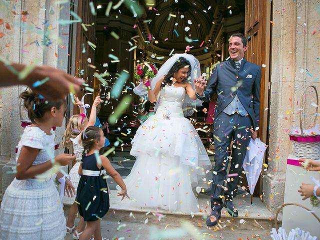 Le nozze di Mariantonietta e Adriano