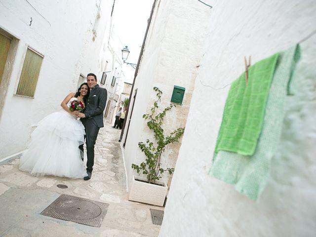 Il matrimonio di Adriano e Mariantonietta a Ceglie Messapica, Brindisi 31