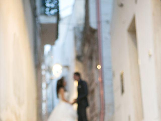 Il matrimonio di Adriano e Mariantonietta a Ceglie Messapica, Brindisi 34