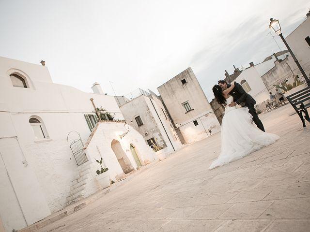 Il matrimonio di Adriano e Mariantonietta a Ceglie Messapica, Brindisi 35