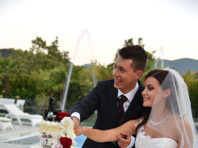 Il matrimonio di Roberto e Linda a Salò, Brescia 5
