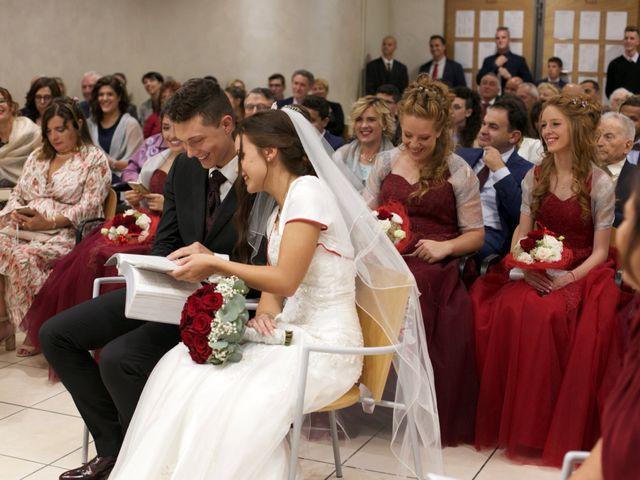 Il matrimonio di Roberto e Linda a Salò, Brescia 2