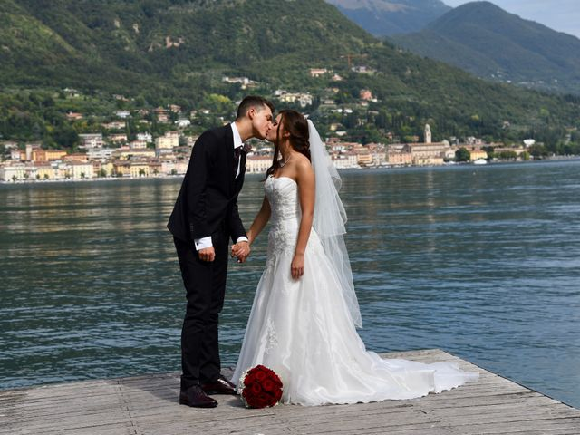 Il matrimonio di Roberto e Linda a Salò, Brescia 12
