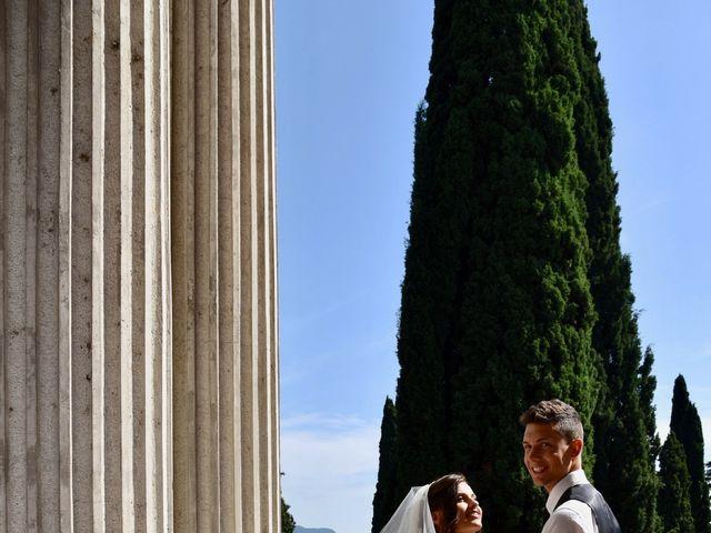 Il matrimonio di Roberto e Linda a Salò, Brescia 13