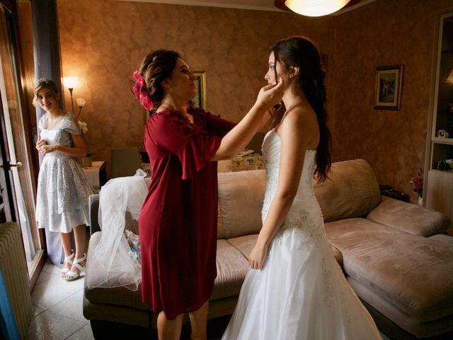 Il matrimonio di Roberto e Linda a Salò, Brescia 17