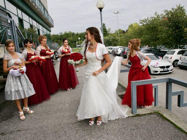 Il matrimonio di Roberto e Linda a Salò, Brescia 19