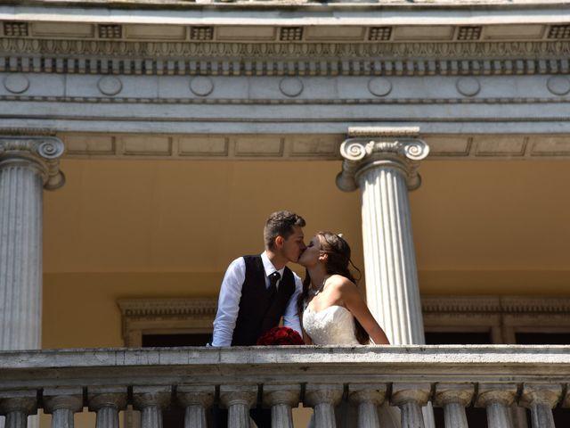 Le nozze di Linda e Roberto