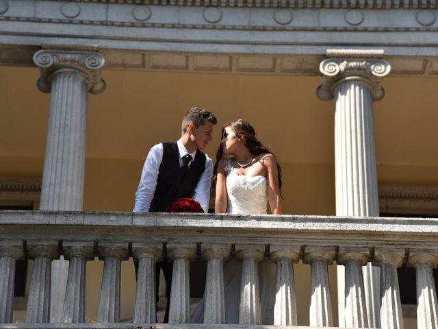 Il matrimonio di Roberto e Linda a Salò, Brescia 20