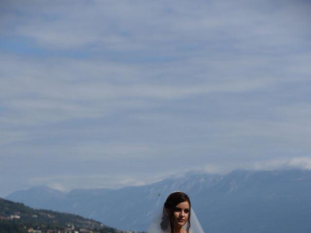 Il matrimonio di Roberto e Linda a Salò, Brescia 22