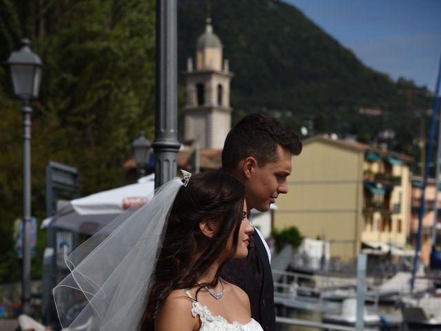 Il matrimonio di Roberto e Linda a Salò, Brescia 25