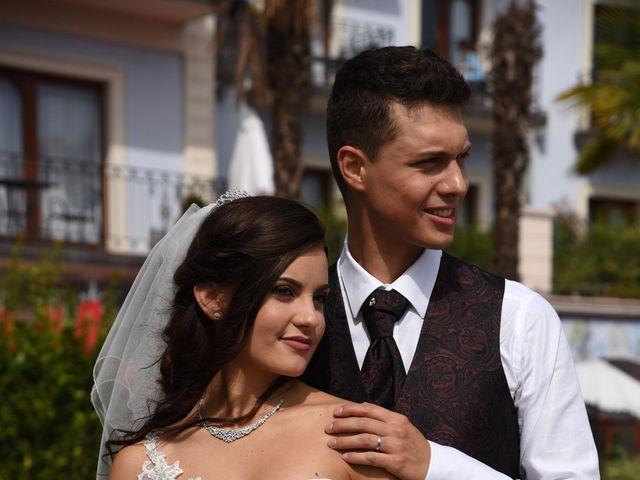 Il matrimonio di Roberto e Linda a Salò, Brescia 26