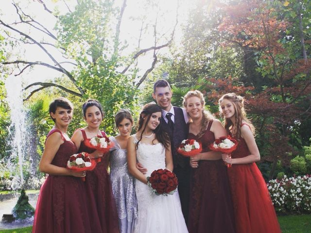 Il matrimonio di Roberto e Linda a Salò, Brescia 28