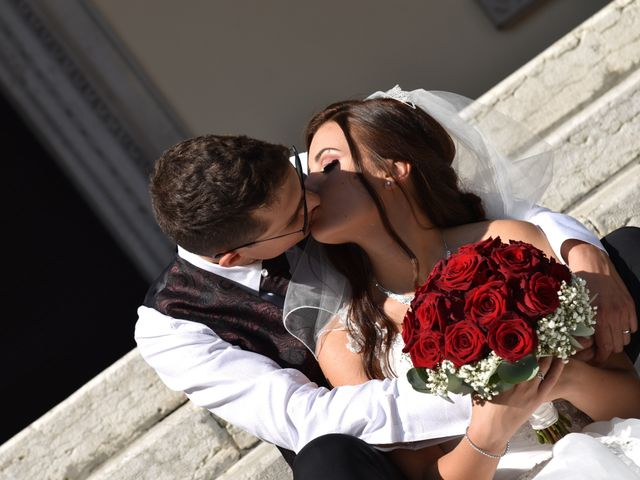 Il matrimonio di Roberto e Linda a Salò, Brescia 29