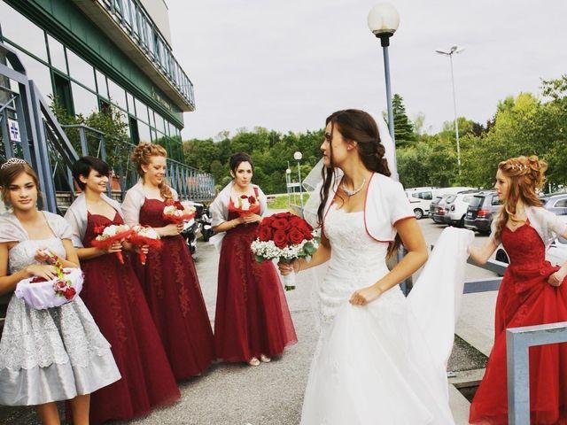 Il matrimonio di Roberto e Linda a Salò, Brescia 32