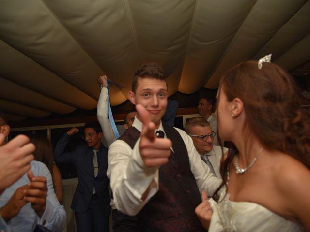 Il matrimonio di Roberto e Linda a Salò, Brescia 42