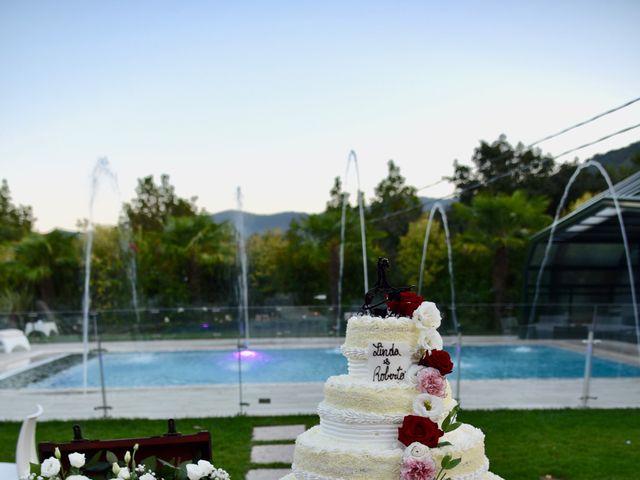 Il matrimonio di Roberto e Linda a Salò, Brescia 43