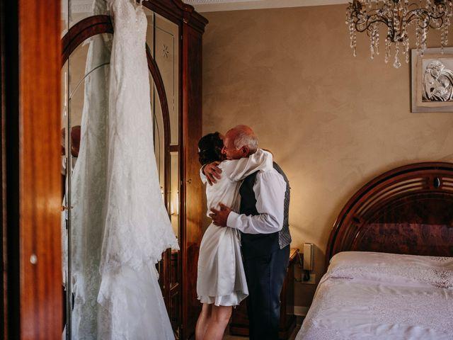 Il matrimonio di Rosalba e Giorgio a Montemaggiore Belsito, Palermo 6