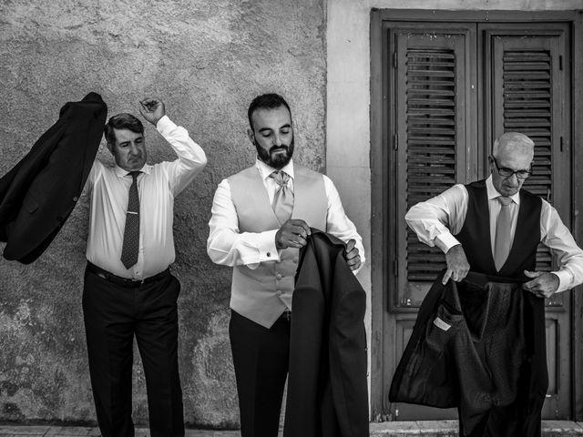 Il matrimonio di Rosalba e Giorgio a Montemaggiore Belsito, Palermo 14