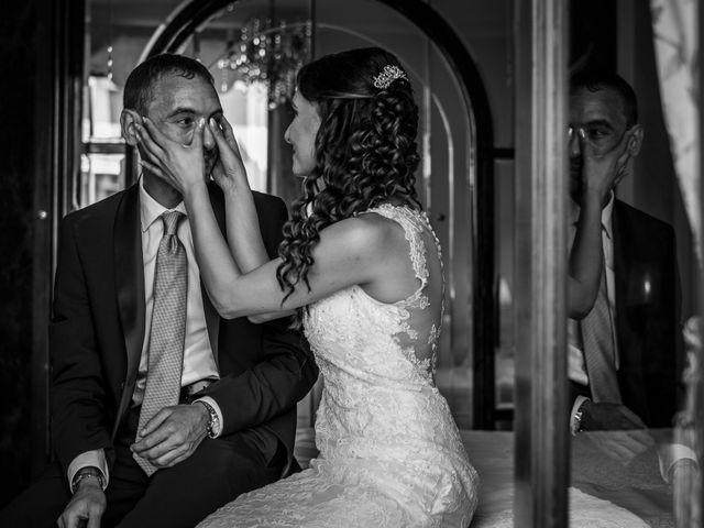 Il matrimonio di Rosalba e Giorgio a Montemaggiore Belsito, Palermo 15