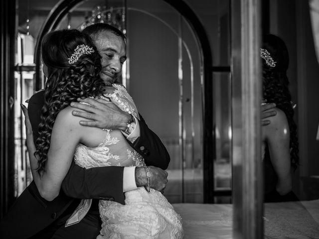 Il matrimonio di Rosalba e Giorgio a Montemaggiore Belsito, Palermo 16