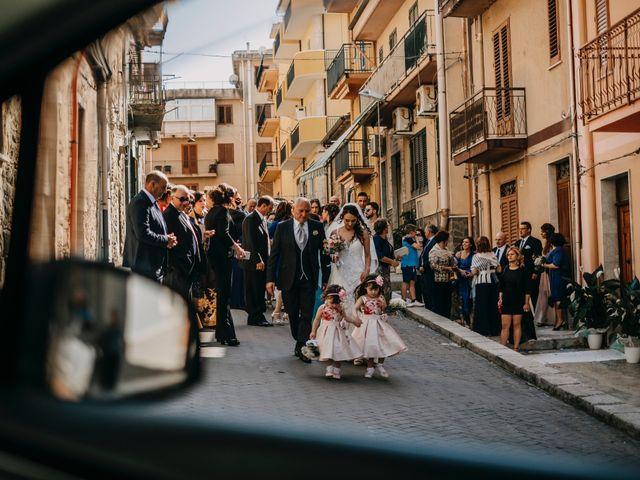 Il matrimonio di Rosalba e Giorgio a Montemaggiore Belsito, Palermo 21