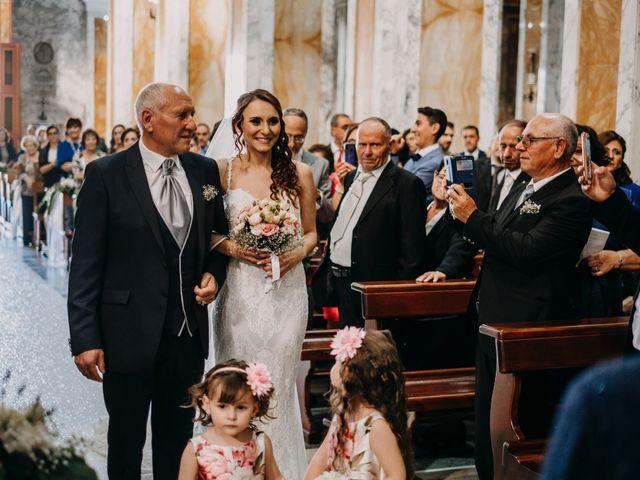 Il matrimonio di Rosalba e Giorgio a Montemaggiore Belsito, Palermo 23