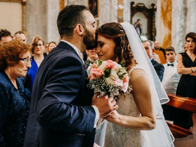 Le nozze di Giorgio e Rosalba