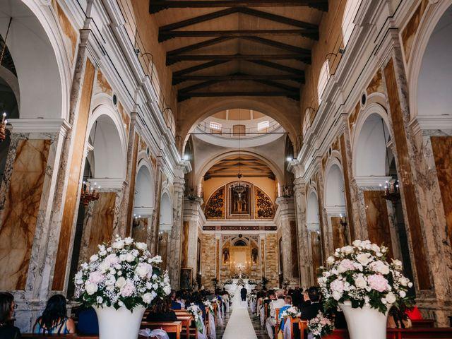Il matrimonio di Rosalba e Giorgio a Montemaggiore Belsito, Palermo 24
