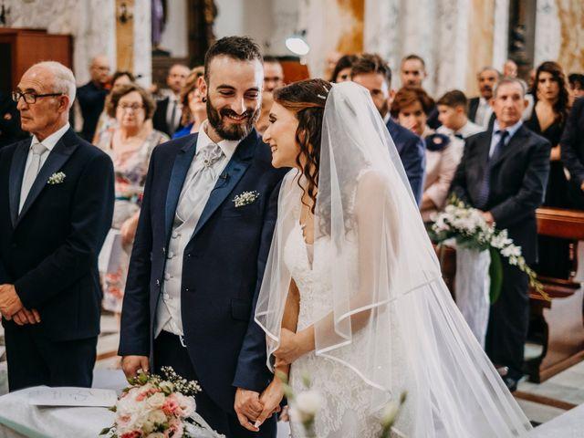 Il matrimonio di Rosalba e Giorgio a Montemaggiore Belsito, Palermo 25