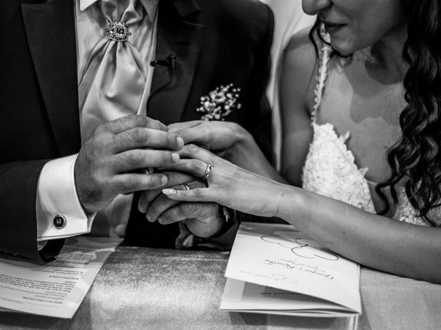 Il matrimonio di Rosalba e Giorgio a Montemaggiore Belsito, Palermo 27