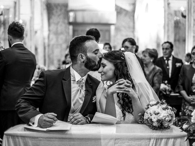 Il matrimonio di Rosalba e Giorgio a Montemaggiore Belsito, Palermo 29