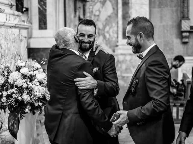 Il matrimonio di Rosalba e Giorgio a Montemaggiore Belsito, Palermo 30