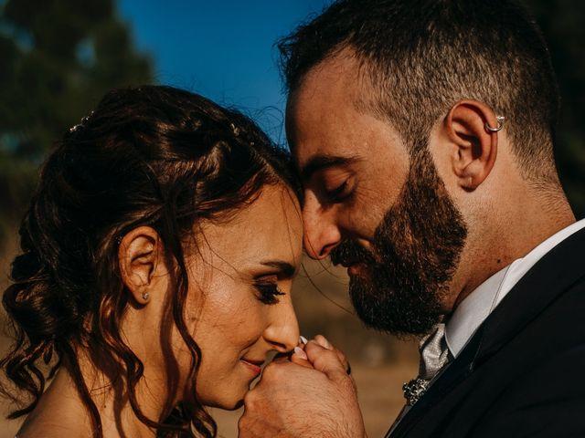 Il matrimonio di Rosalba e Giorgio a Montemaggiore Belsito, Palermo 42