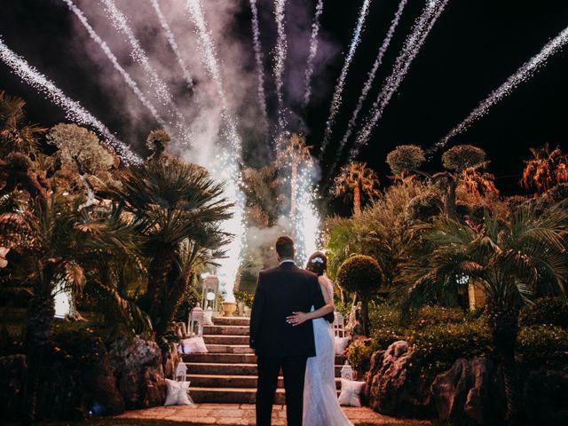 Il matrimonio di Rosalba e Giorgio a Montemaggiore Belsito, Palermo 47