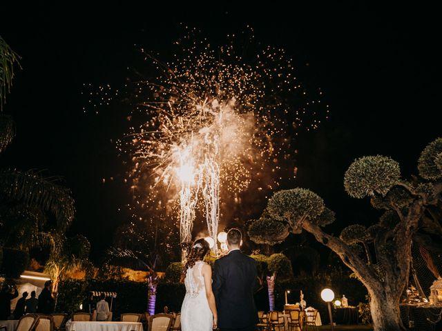 Il matrimonio di Rosalba e Giorgio a Montemaggiore Belsito, Palermo 48