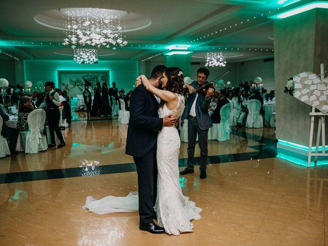 Il matrimonio di Rosalba e Giorgio a Montemaggiore Belsito, Palermo 49