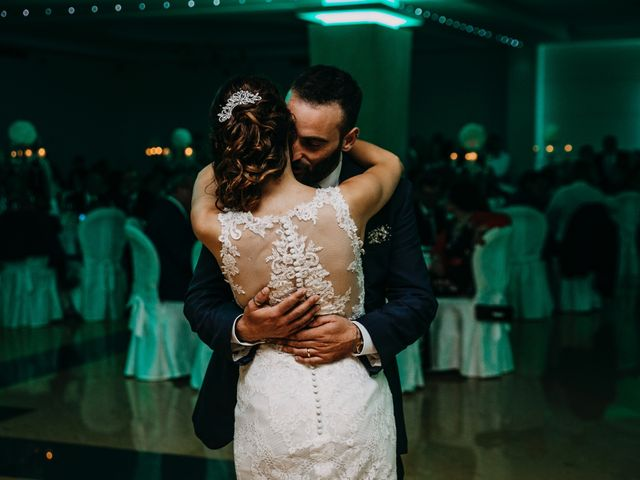 Il matrimonio di Rosalba e Giorgio a Montemaggiore Belsito, Palermo 50