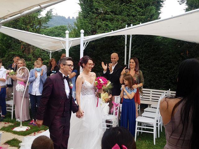 Le nozze di Federica e Giovanni