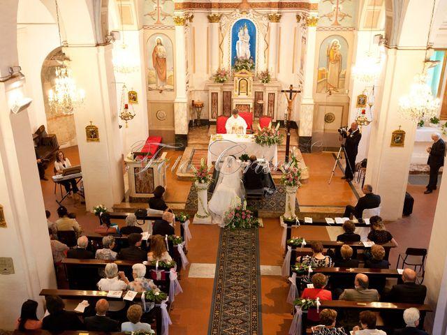 Il matrimonio di Mauro e Carla a Novi Ligure, Alessandria 1
