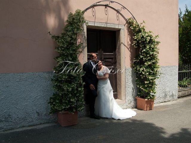 Il matrimonio di Mauro e Carla a Novi Ligure, Alessandria 8