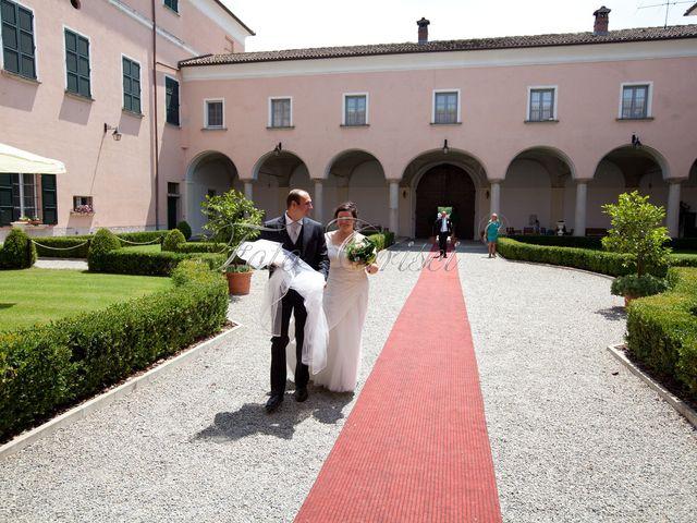 Il matrimonio di Mauro e Carla a Novi Ligure, Alessandria 11