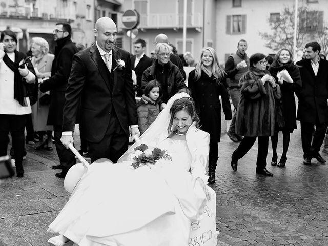 Il matrimonio di Marco e Arianna a Ispra, Varese 1