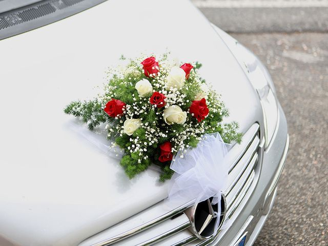 Il matrimonio di Marco e Arianna a Ispra, Varese 8