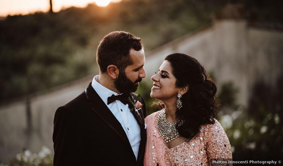 Il matrimonio di Farid e Shelly a Firenze, Firenze
