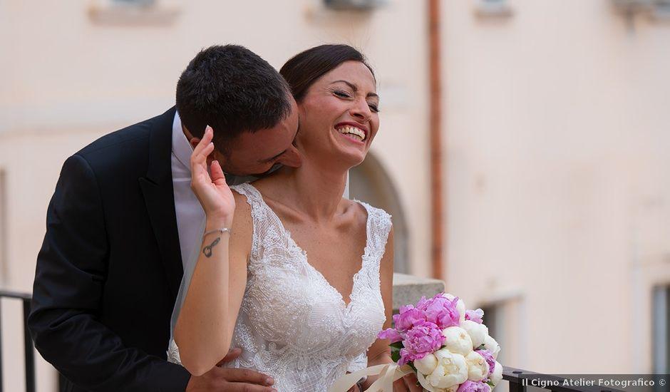 Il matrimonio di Giuseppe e Giusy a Ginosa, Taranto