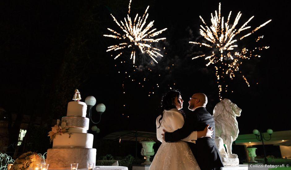 Il matrimonio di Matteo e Veronica a Rocca di Papa, Roma
