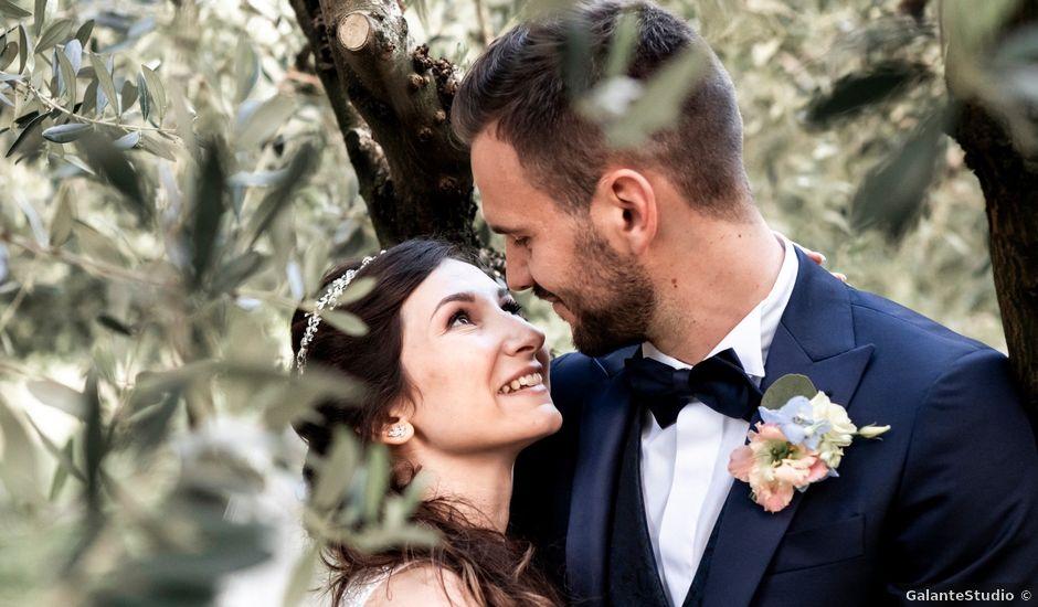 Il matrimonio di Mattia e Angela a Verona, Verona