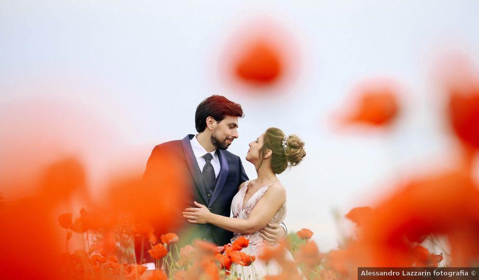 Il matrimonio di Luca e Raffaella a Pontelongo, Padova